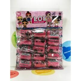 Кукла - LOL капсулы на листе