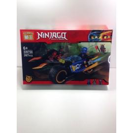 Конструктор - Ninjago SW706