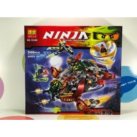 Конструктор - Ninja 10398