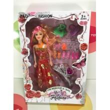 Кукла - Fashion с аксессуарами