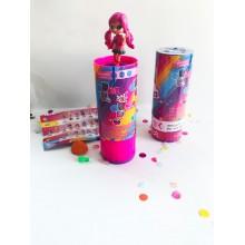 Кукла - Хлопушка с конфетти