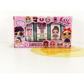 Кукла - LOL Under wraps