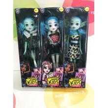 Кукла - Monster High в ассортименте Blue