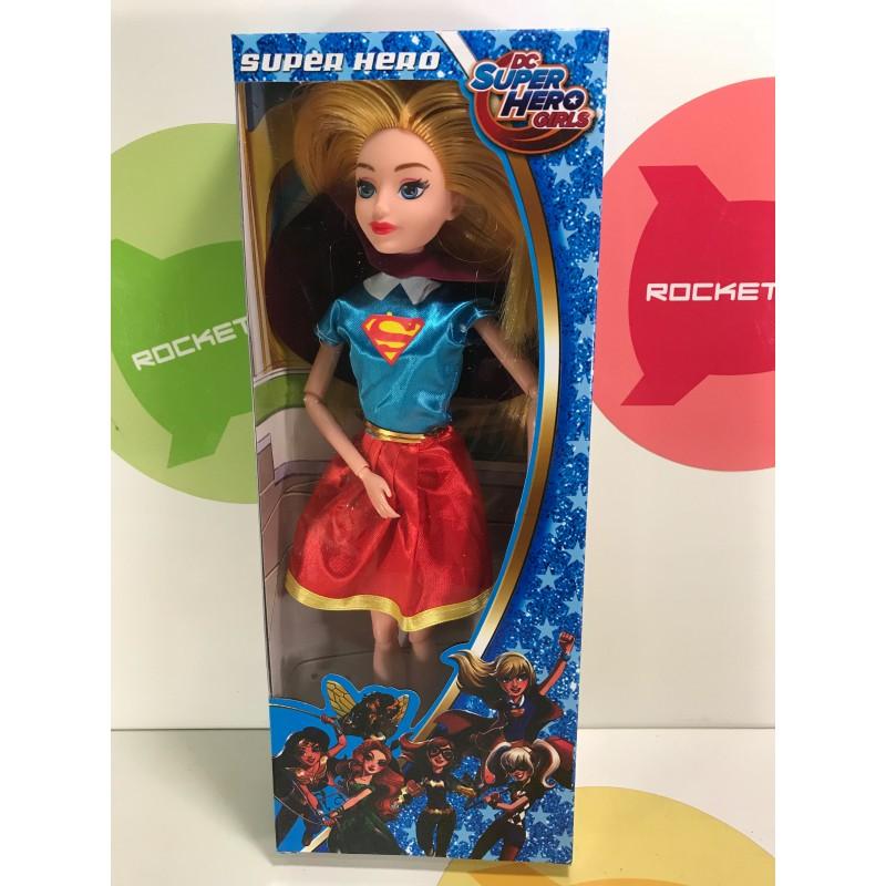 Кукла - Супер герой Supergirl-B