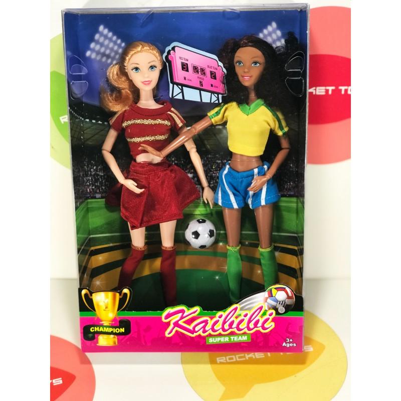 Кукла - Super Team 2 в 1 R+Ch