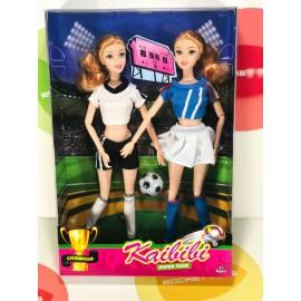 Кукла - Super Team 2 в 1 W+B