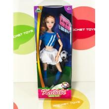 Кукла - Super Team Blue