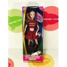 Кукла - Super Team Red