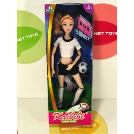 Кукла - Super Team White