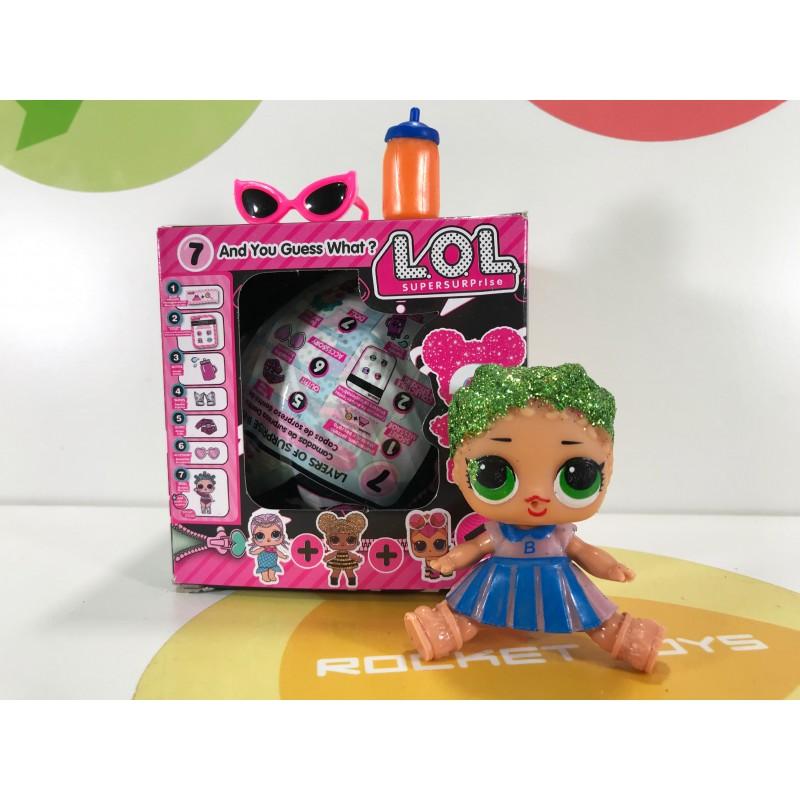 Кукла - LOL 7-я серия