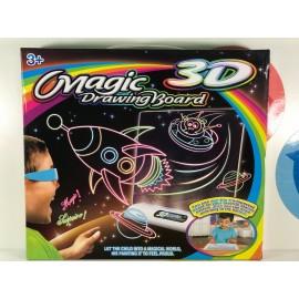Игра настольная - Набор для рисования 3D