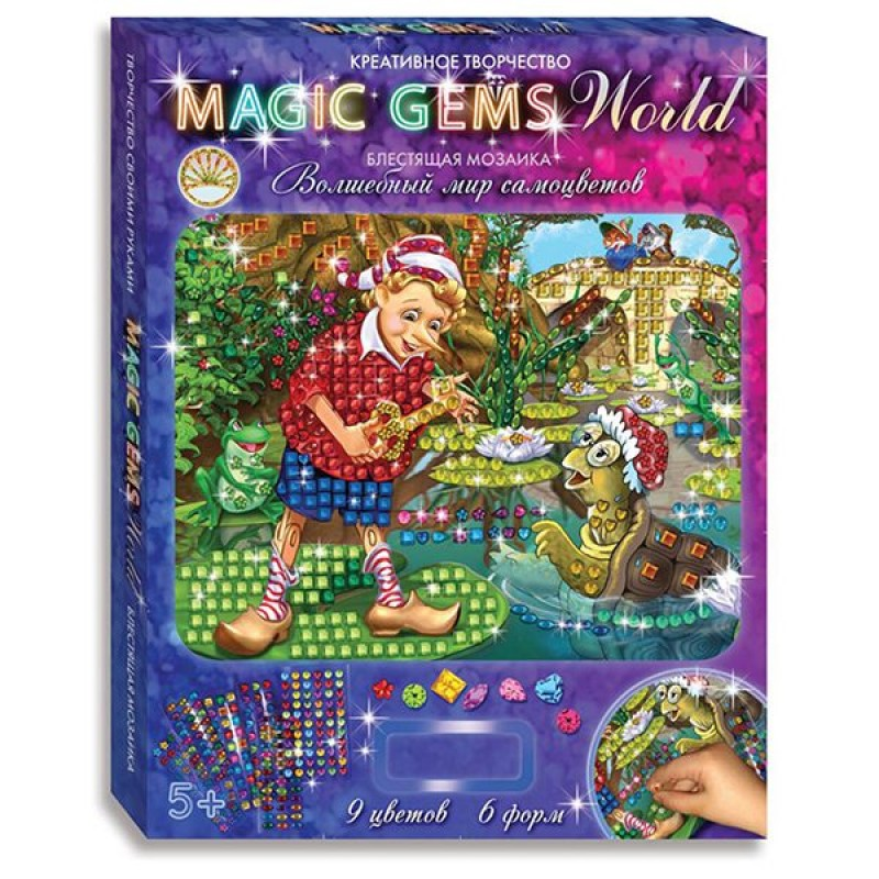 Мозаика - Magic Gems БУРАТИНО