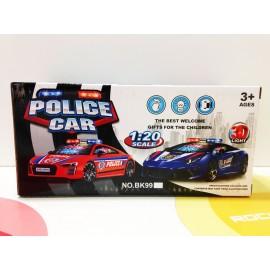 Машинка - Полицейская BK55
