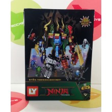 Конструктор - Ninja 68032