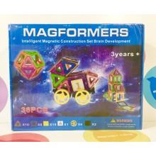 Конструктор Magformers GB-W36-36D